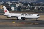 職業旅人さんが、伊丹空港で撮影した日本航空 767-346/ERの航空フォト(写真)