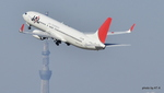 AT-Xさんが、羽田空港で撮影したJALエクスプレス 737-846の航空フォト(写真)