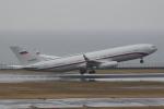 羽田空港 - Tokyo International Airport [HND/RJTT]で撮影されたロシア連邦保安庁 - Russia Special Detachment [RSD]の航空機写真