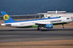 jun☆さんが、中部国際空港で撮影したウズベキスタン航空 A320-214の航空フォト(写真)