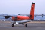 kumagorouさんが、仙台空港で撮影したケン・ボレックエア DHC-6-300 Twin Otterの航空フォト(飛行機 写真・画像)