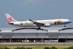 まいけるさんが、スワンナプーム国際空港で撮影したチャイナエアライン A330-302の航空フォト(写真)