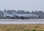 じーく。さんが、茨城空港で撮影した航空自衛隊 F-4EJ Kai Phantom IIの航空フォト(写真)
