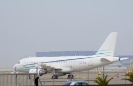 KAZKAZさんが、ヘイダル・アリエフ国際空港で撮影したチロリアン・ジェット・サービス A319-115X CJの航空フォト(飛行機 写真・画像)