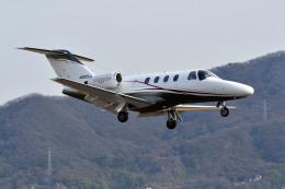 航空フォト:JA525J オートパンサー 525 CitationJet