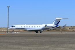 たまさんが、羽田空港で撮影したサザン・クロス・アヴィエーション G650ER (G-VI)の航空フォト(飛行機 写真・画像)