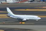 たまさんが、羽田空港で撮影したジェット・コネクションズ 737-2V6/Advの航空フォト(写真)