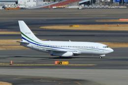 たまさんが、羽田空港で撮影したジェット・コネクションズ 737-2V6/Advの航空フォト(飛行機 写真・画像)