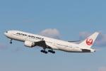 安芸あすかさんが、羽田空港で撮影した日本航空 777-246の航空フォト(写真)