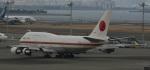 sarangさんが、羽田空港で撮影した航空自衛隊 747-47Cの航空フォト(写真)