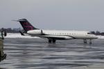 北の熊さんが、新千歳空港で撮影したTVPX ARS INC TRUSTEE  BD-700-1A10 Global 6000の航空フォト(写真)