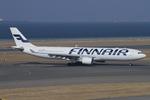Scotchさんが、中部国際空港で撮影したフィンエアー A330-302Xの航空フォト(飛行機 写真・画像)