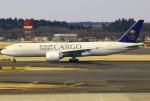 あしゅーさんが、成田国際空港で撮影したサウディア 777-FFGの航空フォト(飛行機 写真・画像)