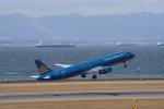 yabyanさんが、中部国際空港で撮影したベトナム航空 A321-231の航空フォト(写真)