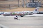 kumagorouさんが、仙台空港で撮影したスパークル・ロール・ジェット CL-600-2B19 Regional Jet CRJ-200ERの航空フォト(写真)