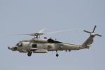とらとらさんが、厚木飛行場で撮影したアメリカ海軍 MH-60R Seahawk (S-70B)の航空フォト(飛行機 写真・画像)