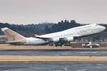 Orcaさんが、成田国際空港で撮影したアトラス航空 747-481の航空フォト(写真)