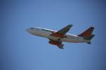 徳兵衛さんが、ダニエル・K・イノウエ国際空港で撮影したトランスエア 737-2T4C/Advの航空フォト(写真)