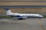 pringlesさんが、羽田空港で撮影したアメリカ企業所有 C-37B Gulfstream G550 (G-V-SP)の航空フォト(写真)