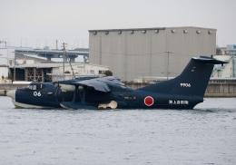きのちゃんさんが、新明和甲南で撮影した海上自衛隊 US-2の航空フォト(写真)