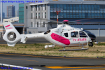 Chofu Spotter Ariaさんが、東京ヘリポートで撮影した東邦航空 EC135T2の航空フォト(飛行機 写真・画像)