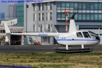 Chofu Spotter Ariaさんが、東京ヘリポートで撮影したディーエイチシー R44 Raven IIの航空フォト(写真)