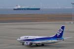 yabyanさんが、中部国際空港で撮影した全日空 737-54Kの航空フォト(飛行機 写真・画像)