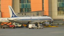 mealislandさんが、シェレメーチエヴォ国際空港で撮影したエールフランス航空 A320-211の航空フォト(飛行機 写真・画像)