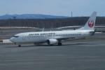 職業旅人さんが、新千歳空港で撮影した日本航空 737-846の航空フォト(写真)