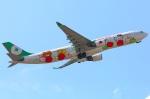 Tomo_ritoguriさんが、福岡空港で撮影したエバー航空 A330-302Xの航空フォト(写真)