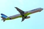 Tomo_ritoguriさんが、福岡空港で撮影したエアプサン A321-232の航空フォト(写真)