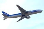 Tomo_ritoguriさんが、福岡空港で撮影した全日空 777-281の航空フォト(写真)