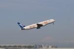 cherrywing787さんが、羽田空港で撮影した全日空 767-381/ERの航空フォト(写真)