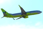 Tomo_ritoguriさんが、福岡空港で撮影したジンエアー 737-8B5の航空フォト(写真)