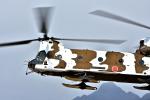 NIKKOREX Fさんが、相馬原駐屯地で撮影した陸上自衛隊 CH-47Jの航空フォト(写真)