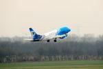 まいけるさんが、ウィーン国際空港で撮影したエジプト航空 エクスプレス ERJ-170-100 LR (ERJ-170LR)の航空フォト(写真)