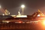 湖景さんが、成田国際空港で撮影したウエストエア・アビエーション・サービシス 727-23(Q)の航空フォト(写真)