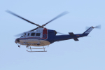 yabyanさんが、名古屋飛行場で撮影した愛知県防災航空隊 412EPの航空フォト(飛行機 写真・画像)