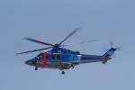 yabyanさんが、名古屋飛行場で撮影した福島県警察 AW139の航空フォト(飛行機 写真・画像)
