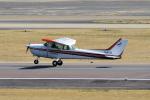 yabyanさんが、名古屋飛行場で撮影した中日本航空 172P Skyhawkの航空フォト(飛行機 写真・画像)