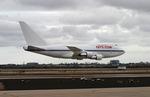 LAX Spotterさんが、ミラマー海兵隊航空ステーション で撮影したフライズ・エレクトロニクス 747SP-27の航空フォト(写真)