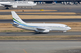 みなかもさんが、羽田空港で撮影したジェット・コネクションズ 737-2V6/Advの航空フォト(飛行機 写真・画像)