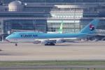 yabyanさんが、羽田空港で撮影した大韓航空 747-4B5の航空フォト(写真)