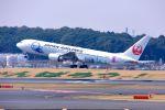 まいけるさんが、成田国際空港で撮影した日本航空 767-346/ERの航空フォト(写真)