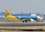 じーく。さんが、成田国際空港で撮影したセブパシフィック航空 A320-214の航空フォト(飛行機 写真・画像)