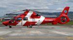 Chikaの航空見聞録さんが、八尾空港で撮影した浜松市消防航空隊 AS365N3 Dauphin 2の航空フォト(写真)