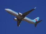 yabyanさんが、静岡空港で撮影した大韓航空 737-8Q8の航空フォト(写真)