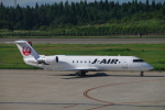 yabyanさんが、秋田空港で撮影したジェイ・エア CL-600-2B19 Regional Jet CRJ-200ERの航空フォト(飛行機 写真・画像)