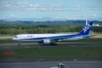 yabyanさんが、新千歳空港で撮影した全日空 767-381の航空フォト(飛行機 写真・画像)