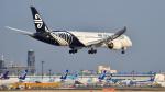パンダさんが、成田国際空港で撮影したニュージーランド航空 787-9の航空フォト(写真)
